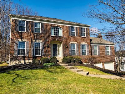 West Chester Single Family Home For Sale: 7370 Whispering Way