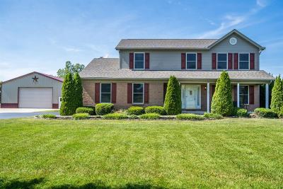 Highland County Single Family Home For Sale: 9087 Black Rabbit Road