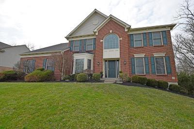 Mason Single Family Home For Sale: 7601 Lilac Vista Drive