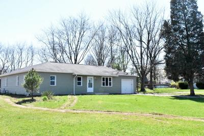 West Chester Single Family Home For Sale: 7975 West Chester Road