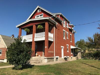 Cincinnati Multi Family Home For Sale: 6940 Britton Avenue