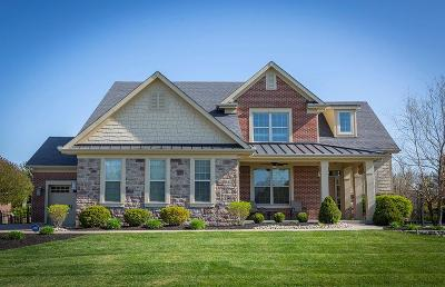 Liberty Twp Single Family Home For Sale: 8291 Ascot Glen Court