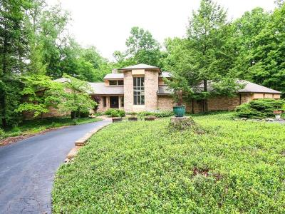 Single Family Home For Sale: 8460 Carolines Trail
