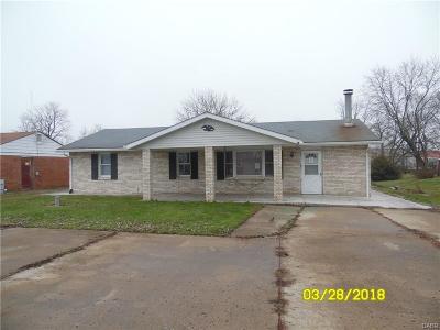 Preble County Single Family Home For Sale: 138 Woodside Drive