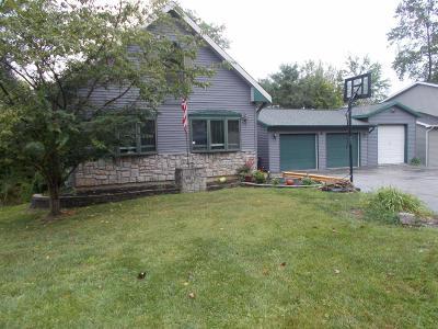 Hillsboro Single Family Home For Sale: 110 E Lilley Avenue
