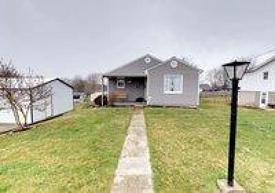 West Union OH Single Family Home For Sale: $93,500