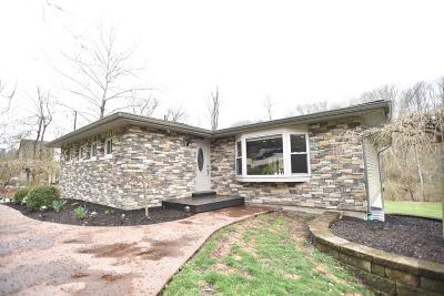 Single Family Home For Sale: 2893 Eight Mile Road