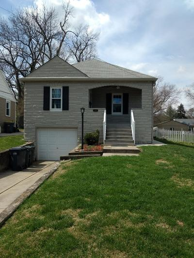 Single Family Home For Sale: 6779 Rose Crest Avenue