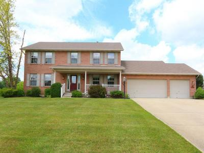 Liberty Twp Single Family Home For Sale: 5913 Franklin Trail