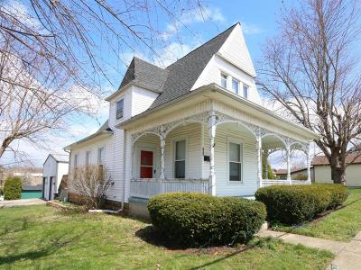 West Union OH Single Family Home For Sale: $88,700