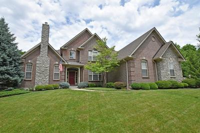Liberty Twp OH Single Family Home For Sale: $549,900