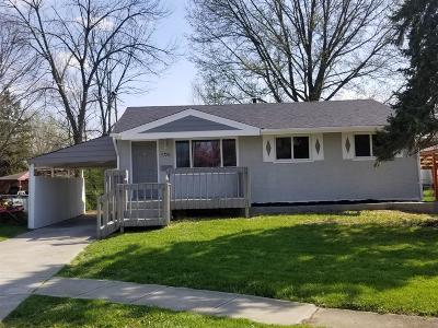 Colerain Twp Single Family Home For Sale: 9326 Jericho Drive