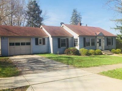 Lebanon Single Family Home For Sale: 453 W Orchard Avenue