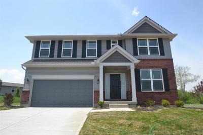 Fairfield Single Family Home For Sale: 2555 Fairfield Ridge Drive