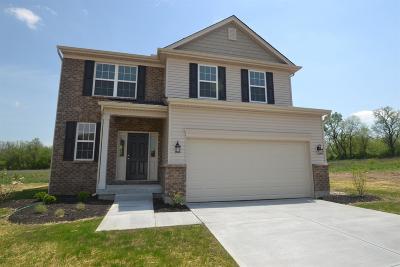 Fairfield Single Family Home For Sale: 2560 Fairfield Ridge Drive