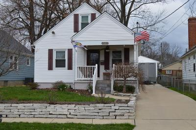 Single Family Home For Sale: 3712 Simpson Avenue