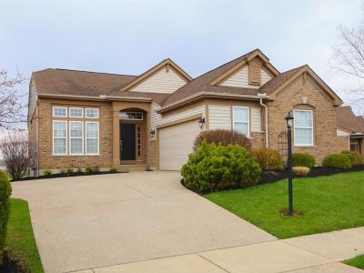 Single Family Home For Sale: 4840 Fox Run Place