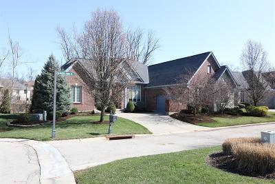 Single Family Home For Sale: 10418 Rachel Anne Court