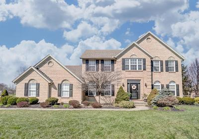 Mason Single Family Home For Sale: 4163 Melampy Creek Lane