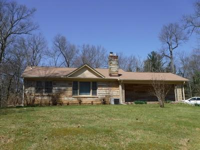 Highland County Single Family Home For Sale: 40 Willettsville Pike
