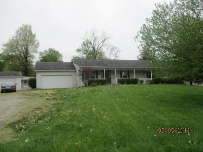 Fairfield Single Family Home For Sale: 2757 Tylersville Road