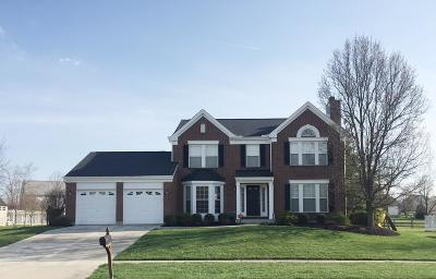 West Chester Single Family Home For Sale: 6149 Dunmore Drive