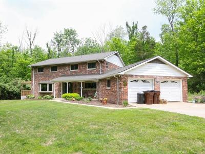 Single Family Home For Sale: 2558 Jack Road