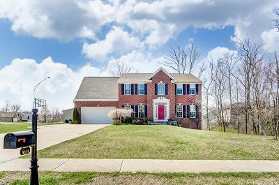 Single Family Home For Sale: 5315 Oakcrest Court