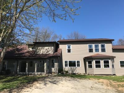 Highland County Single Family Home For Sale: 4374 St Rt 247