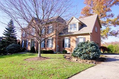 Fairfield Single Family Home For Sale: 6051 Golf Club Lane