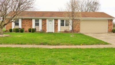Fairfield Single Family Home For Sale: 5327 Chateau Way