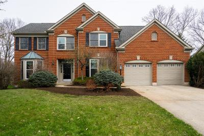 Single Family Home For Sale: 298 Glen Lake Road