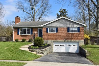 Single Family Home For Sale: 7266 Longfield Drive