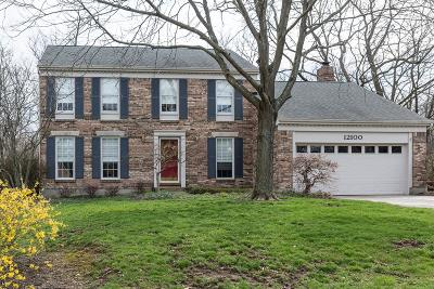 Single Family Home For Sale: 12100 Crown Court