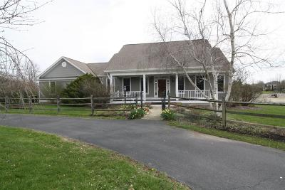 Brown County Single Family Home For Sale: 5 Rattlesnake Cove