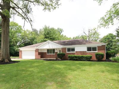 Mason Single Family Home For Sale: 119 Castanea Drive