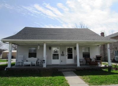Dillsboro Multi Family Home For Sale: 12700 North Street