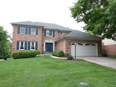 Single Family Home For Sale: 12160 Village Woods Drive