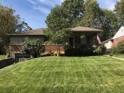 Single Family Home For Sale: 7263 Jethve Lane