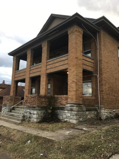 Cincinnati Multi Family Home For Sale: 1033 Parkson Place