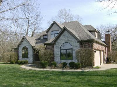 Single Family Home For Sale: 2627 Ashton Drive
