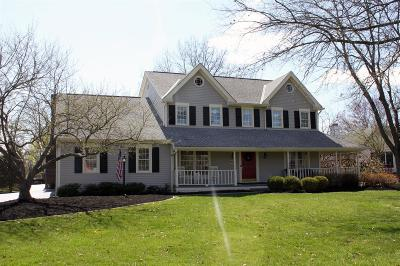 Single Family Home For Sale: 9249 Steeplechase Drive