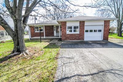 Preble County Single Family Home For Sale: 104 Lakengren Drive