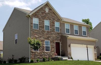 Single Family Home For Sale: 5312 Oakcrest Court