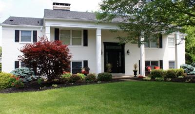 Single Family Home For Sale: 6498 Oldbarn Court