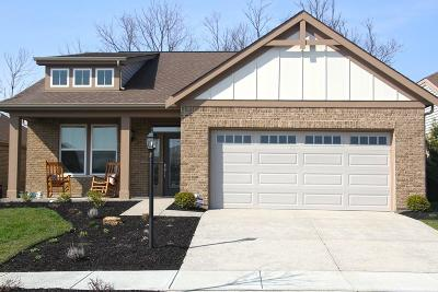 Single Family Home For Sale: 4734 Fox Run Place