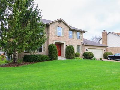 West Chester Single Family Home For Sale: 8319 Polo Trail Place