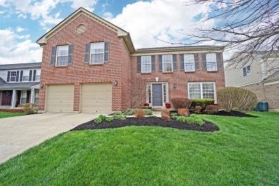 Hamilton Single Family Home For Sale: 6519 Thistle Grove