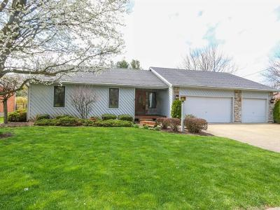 Fairfield Single Family Home For Sale: 4701 McGreevy Drive