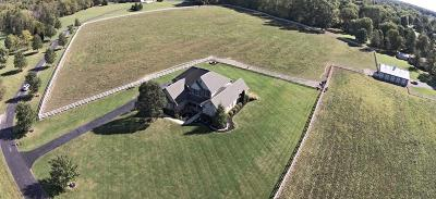 Single Family Home For Sale: 8166 Morrow Rossburg Road